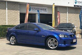 2006 Holden Commodore VE SV6 Blue 6 Speed Manual Sedan