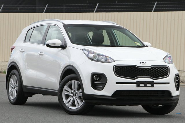 Used Kia Sportage QL MY17 Si 2WD, 2017 Kia Sportage QL MY17 Si 2WD White 6 Speed Sports Automatic Wagon