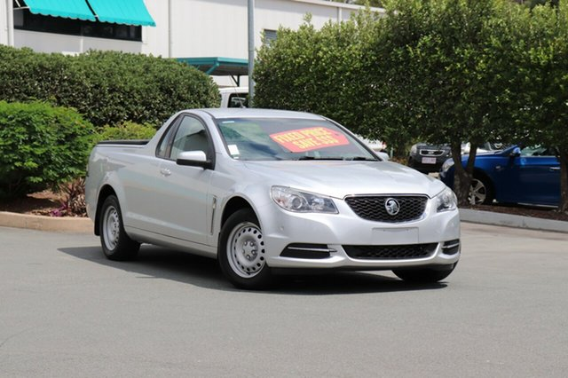 Used Holden Ute VF MY15 Ute, 2015 Holden Ute VF MY15 Ute Silver 6 Speed Sports Automatic Utility