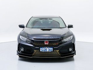 2017 Honda Civic 10th Gen MY17 Type R Crystal Black 6 Speed Manual Hatchback.