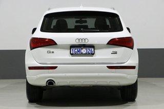 2016 Audi Q5 8R MY17 2.0 TDI Quattro Ibis White 7 Speed Auto Dual Clutch Wagon