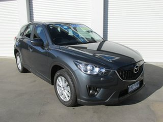2012 Mazda CX-5 KE1021 Maxx SKYACTIV-Drive AWD Sport Metropolitan Grey 6 Speed Sports Automatic.