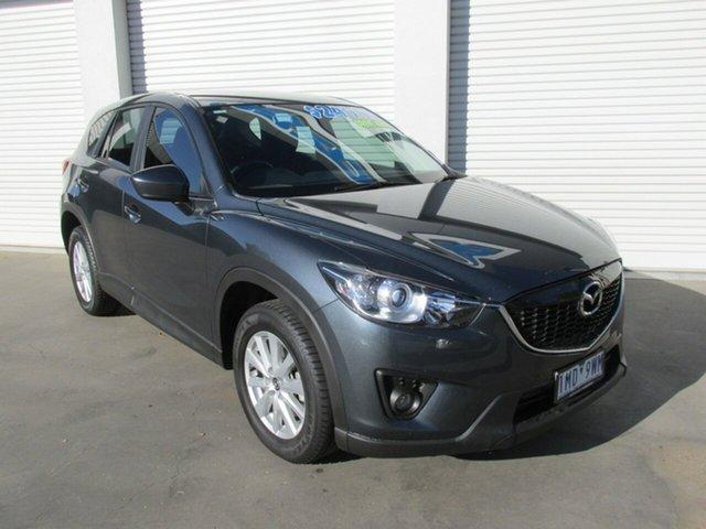 Used Mazda CX-5 KE1021 Maxx SKYACTIV-Drive AWD Sport, 2012 Mazda CX-5 KE1021 Maxx SKYACTIV-Drive AWD Sport Metropolitan Grey 6 Speed Sports Automatic