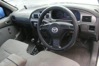 2003 Mazda Bravo B2600 DX 4x2 White 5 Speed Manual Cab Chassis.