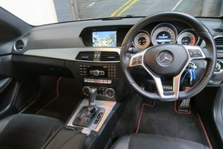 2013 Mercedes-Benz C250 CDI C204 MY13 7G-Tronic Silver 7 Speed Sports Automatic Coupe