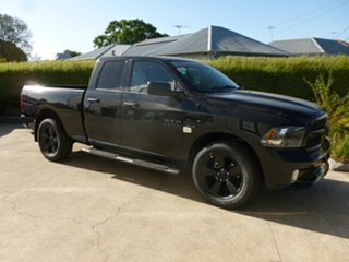 2019 Ram 1500 MY19 Express (4x4) Black Pack Brilliant Black Crystal Pearl 8 Speed Auto Dual Clutch