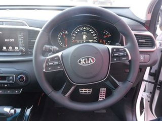 2018 Kia Sorento UM MY19 GT-Line AWD White 8 Speed Sports Automatic Wagon