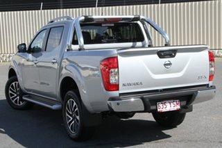 2018 Nissan Navara D23 S3 ST-X Brilliant Silver 7 Speed Sports Automatic Utility.