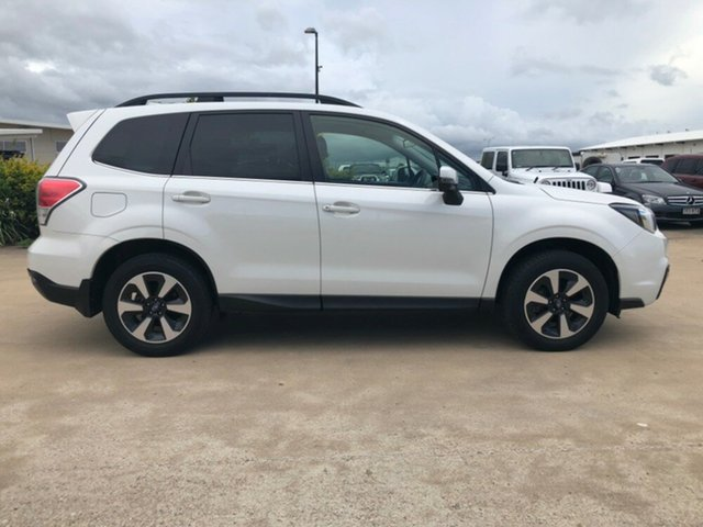 Used Subaru Forester S4 MY17 2.5i-L CVT AWD, 2017 Subaru Forester S4 MY17 2.5i-L CVT AWD White 6 Speed Constant Variable Wagon