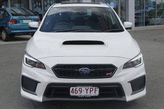 2018 Subaru WRX V1 MY18 STI AWD Premium White Crystal 6 Speed Manual Sedan.
