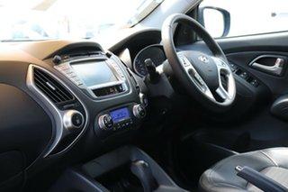 2013 Hyundai ix35 LM2 Elite AWD Black 6 Speed Sports Automatic Wagon