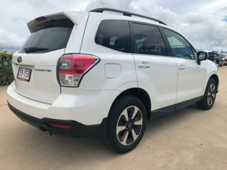 2017 Subaru Forester S4 MY17 2.5i-L CVT AWD White 6 Speed Constant Variable Wagon.