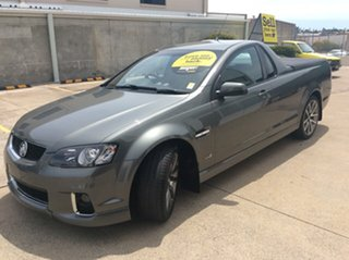 2012 Holden Ute VE II MY12 SS V Grey 6 Speed Manual Utility