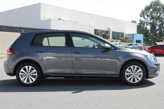 2018 Volkswagen Golf 7.5 MY19 110TSI DSG Trendline Indium Grey 7 Speed Sports Automatic Dual Clutch.