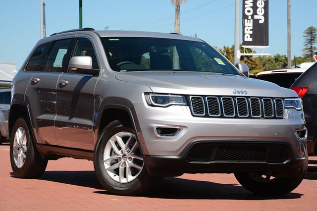 New Jeep Grand Cherokee WK MY18 Laredo, 2018 Jeep Grand Cherokee WK MY18 Laredo Billet 8 Speed Sports Automatic Wagon