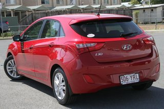 2014 Hyundai i30 GD MY14 Elite Red 6 Speed Sports Automatic Hatchback.