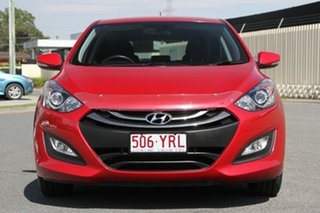 2014 Hyundai i30 GD MY14 Elite Red 6 Speed Sports Automatic Hatchback