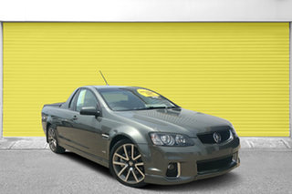 2012 Holden Ute VE II MY12 SS V Grey 6 Speed Manual Utility.
