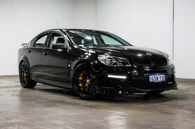 Used Holden Special Vehicles GTS Gen-F MY14 , 2014 Holden Special Vehicles GTS Gen-F MY14 Phantom 6 Speed Manual Sedan