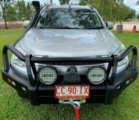 2015 Holden Colorado 7 RG MY16 LT Silver 6 Speed Automatic Wagon