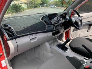 2015 Mitsubishi Triton MN GL Red 5 Speed Manual Utility
