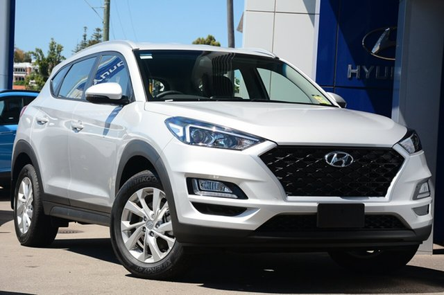 New Hyundai Tucson TL3 MY19 Active X 2WD, 2018 Hyundai Tucson TL3 MY19 Active X 2WD Platinum Silver 6 Speed Automatic Wagon