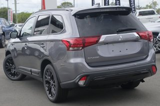 2020 Mitsubishi Outlander ZL MY20 Black Edition 2WD Titanium 6 Speed Constant Variable Wagon.