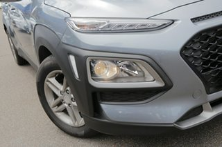 2018 Hyundai Kona ACTIVE Active Lake Silver 6 Speed Automatic Hatchback.