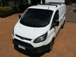 2014 Ford Transit Custom VN 290S Low Roof SWB White 6 Speed Manual Van