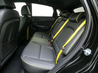 2018 Hyundai Kona OS Highlander TTR (AWD) Phantom Black 7 Speed Auto Dual Clutch Wagon