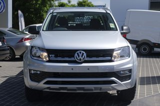 2018 Volkswagen Amarok 2H MY18 TDI420 4MOTION Perm Core Candy White 8 Speed Automatic Utility.