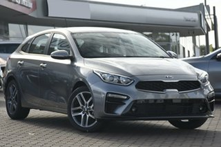 2019 Kia Cerato BD MY20 Sport+ Graphite 6 Speed Sports Automatic Hatchback.