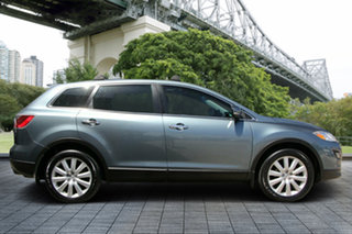 2010 Mazda CX-9 TB10A3 MY10 Grand Touring Grey 6 Speed Sports Automatic Wagon.