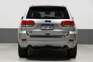 2014 Jeep Grand Cherokee WK MY15 Blackhawk (4x4) Grey 8 Speed Automatic Wagon