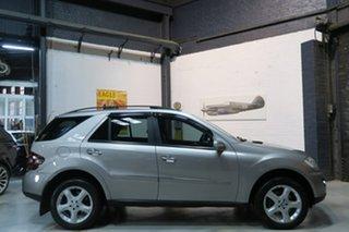 2006 Mercedes-Benz ML320 CDI W164 Luxury Silver 7 Speed Sports Automatic Wagon.