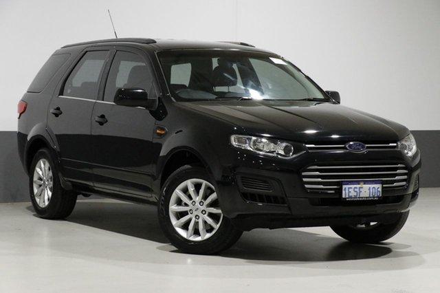 Used Ford Territory SZ MK2 TX (RWD), 2014 Ford Territory SZ MK2 TX (RWD) Black 6 Speed Automatic Wagon