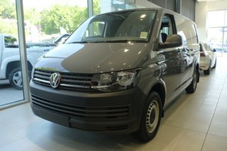2018 Volkswagen Transporter T6 MY18 TDI340 SWB Pure Grey 6 Speed Manual Van.