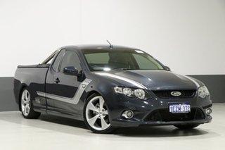 2010 FPV GS FG MY11 Grey 6 Speed Auto Seq Sportshift Utility.