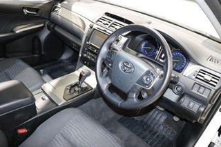 2017 Toyota Aurion GSV50R MY16 AT-X White 6 Speed Automatic Sedan