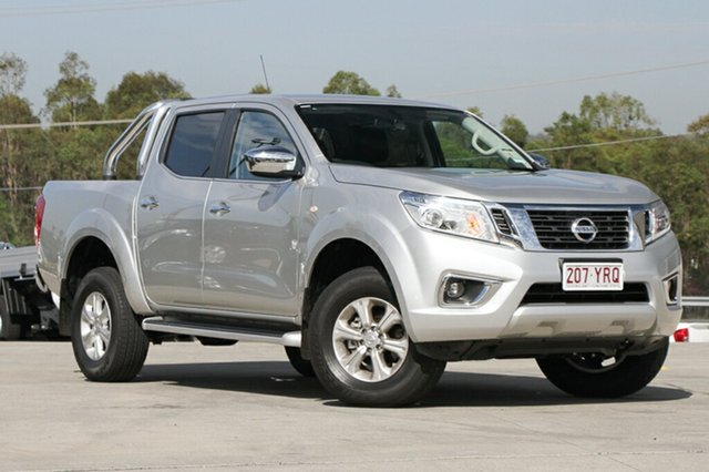 Demo Nissan Navara D23 S3 ST, 2018 Nissan Navara D23 S3 ST Brilliant Silver 6 Speed Manual Utility