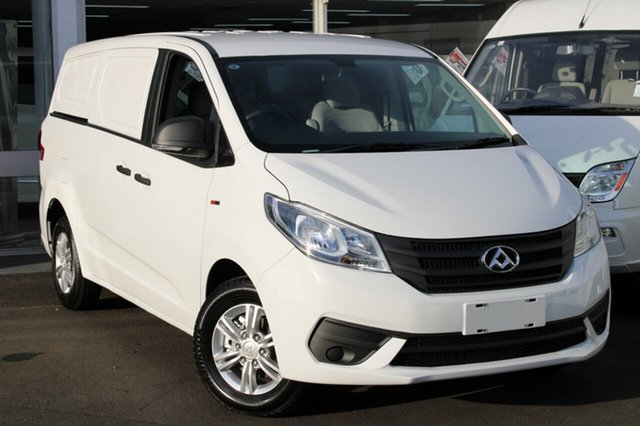New LDV G10 SV7C , 2018 LDV G10 SV7C Blanc White 6 Speed Manual Van