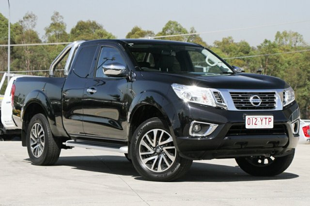 Demo Nissan Navara D23 S3 ST-X King Cab, 2018 Nissan Navara D23 S3 ST-X King Cab Cosmic Black 7 Speed Sports Automatic Utility