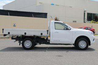 2018 Nissan Navara D23 S3 DX Polar White 6 Speed Manual Cab Chassis.