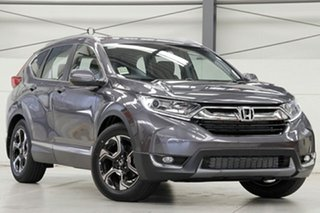 2019 Honda CR-V RW MY19 VTi-S 4WD Modern Steel 1 Speed Constant Variable Wagon.