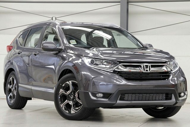 New Honda CR-V RW MY19 VTi-S 4WD, 2019 Honda CR-V RW MY19 VTi-S 4WD Modern Steel 1 Speed Constant Variable Wagon