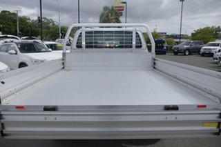 2017 Toyota Hilux GUN125R Workmate Extra Cab Glacier White 6 Speed Sports Automatic Cab Chassis