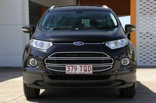 2013 Ford Ecosport BK Titanium PwrShift Black 6 Speed Sports Automatic Dual Clutch Wagon
