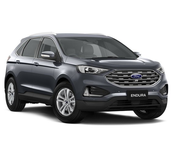 New Ford Endura CA 2019MY Trend SelectShift FWD, 2018 Ford Endura CA 2019MY Trend SelectShift FWD Magnetic 8 Speed Sports Automatic Wagon