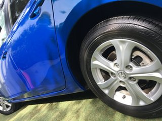 2012 Mazda 3 BL10F2 Neo Activematic Blue/ 5 Speed Sports Automatic Hatchback