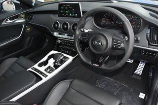 2019 Kia Stinger CK MY19 GT Fastback Micro Blue 8 Speed Sports Automatic Sedan